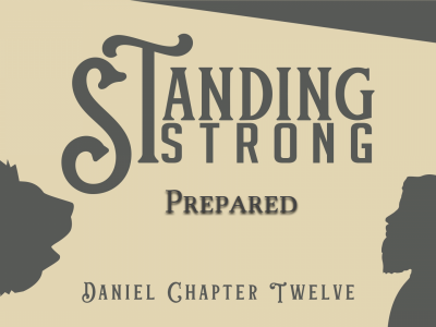 Standing Strong – CDO Assembly of God